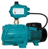 LEO AMJ90 zelf aanzuigende pomp met press control